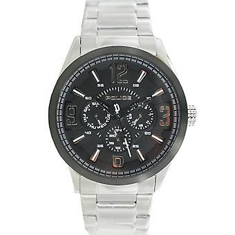 Polizia mens watch orologio da polso in acciaio inossidabile analogico pl. 13894JSSB / 02m