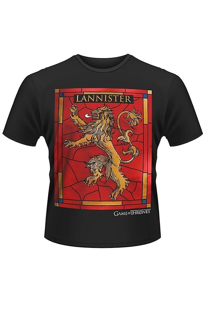 GAME OF THRONES - HOUSE LANNISTER - T-Shirt Men's[S]