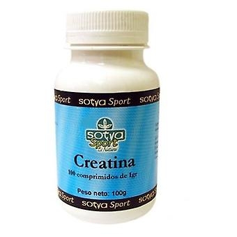 Sotya Creatine 1 ml Chewable Tablets (Sport , Muscle mass , Amino acids)