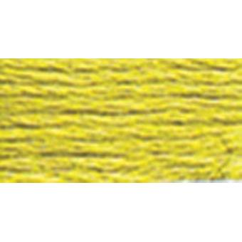DMC 6-Strand Embroidery Cotton 8.7yd-Light Moss Green