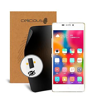 Celicious Privacy 2-Way Visual Black Out Screen Protector for Gionee S5.1 Pro