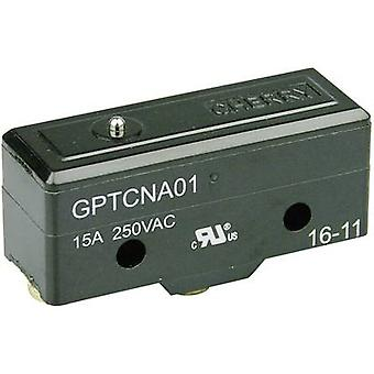 Cherry Switches Microswitch GPTCNA01 250 V AC 15 A 1 x On/(On) momentary 1 pc(s)
