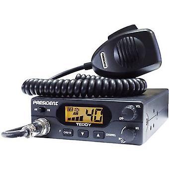 President Teddy 40331 CB radio