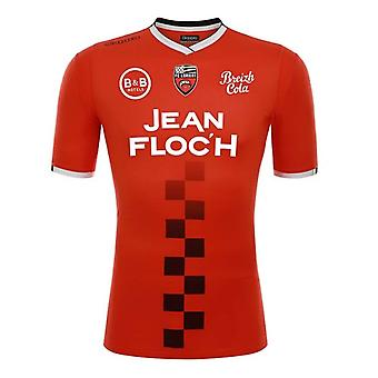 2018-2019 FC Lorient Kappa Accueil maillot