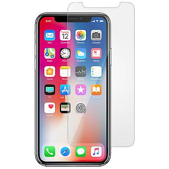 Tempered glass screen protector for Apple iPhone X, 9H hardness, anti-explosion