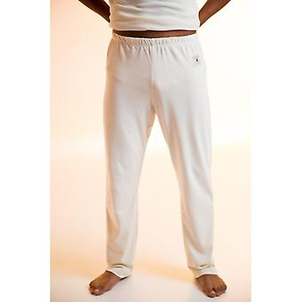 Body4real Organic Clothing 100% Certified Cotton Men's Long Pyjamas Small