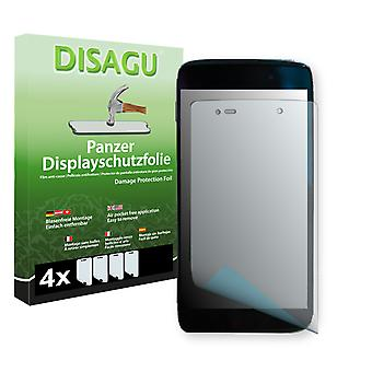Alcatel OneTouch Idol 3 4.7 inch display - Disagu tank protector film protector