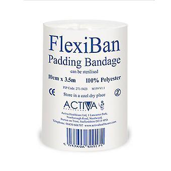 Flexiban polstring Bandage 10Cmx3.5M 12