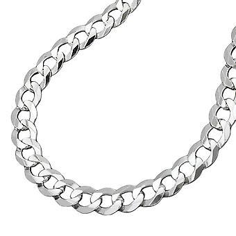 Chain armor flat 4.5 mm Silver 925