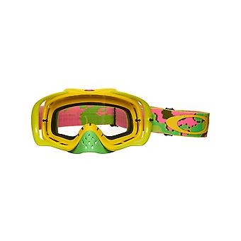 Oakley Clear Crowbar MX Goggle