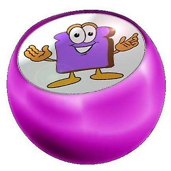 Piercing udskiftning bold Pink, krop smykker, Toast | 1,6 x 5 og 6 mm