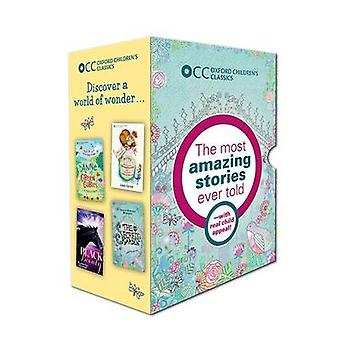 Oxford Children's Classics World of Wonder Box Set by L. M. Montgomer
