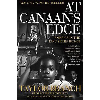 Em Canaan borda - América nos anos rei - 1965-68 por Taylor Branc