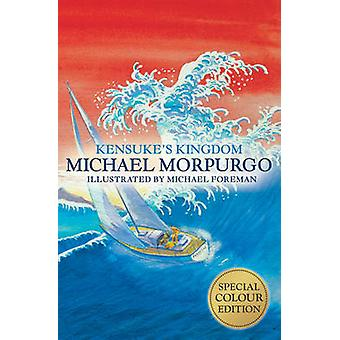 Kensuke's Kingdom (Colour ed) by Michael Morpurgo - Michael Foreman -