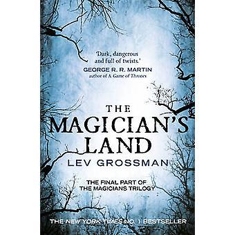 Tryllekunstners Land - bog 3 af Lev Grossman - 9781784750954 bog