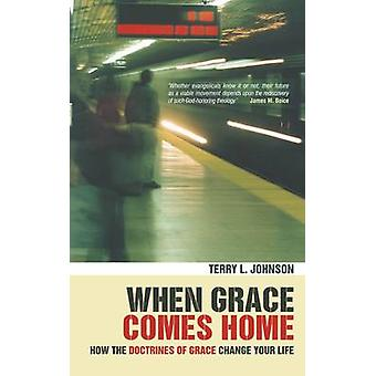 When Grace Comes Home by T Johnson - 9781857925395 Book