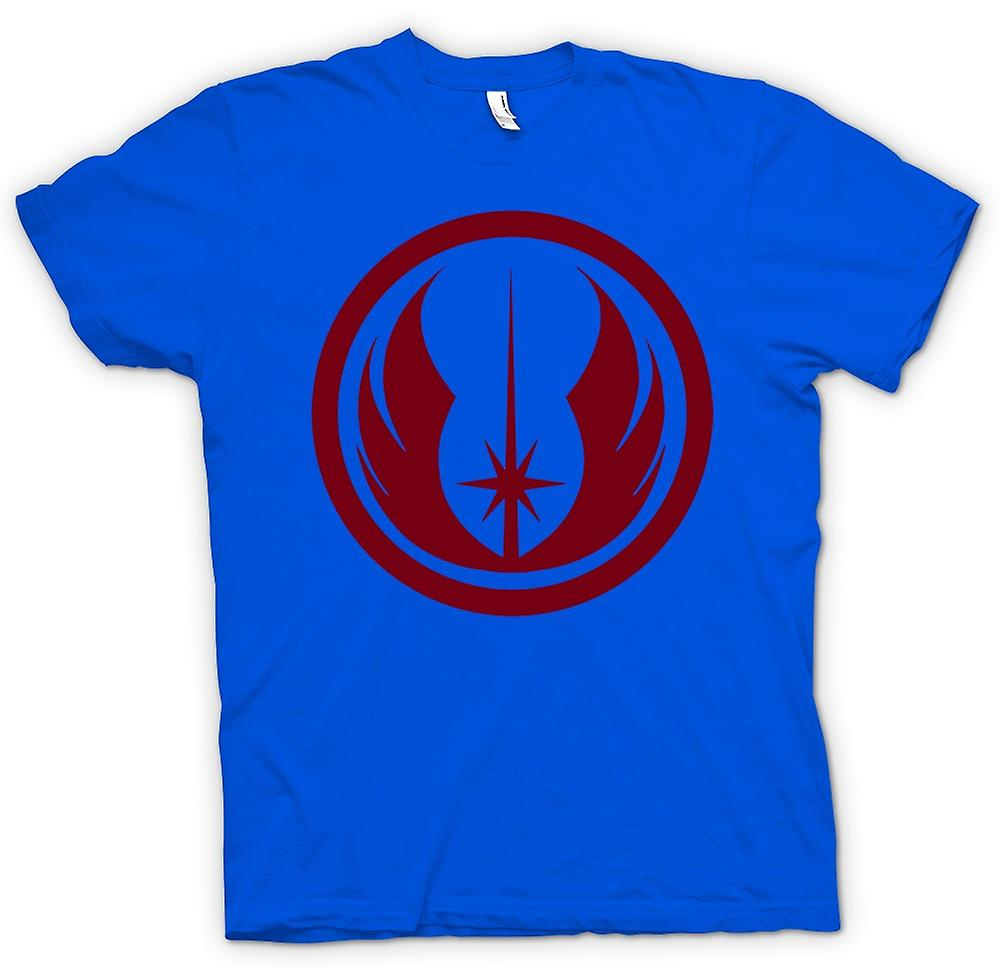 Mens t-shirt - ordine Jedi - Star Wars - cavaliere