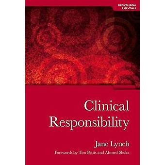 Responsabilidad clínica por Jane Lynch - Senthill Nachimuthu - 9781846
