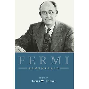 Fermi herinnerd