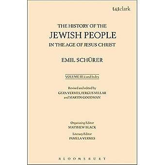 The History of the Jewish People in the Age of Jesus Christ: Volume 3.ii and Index