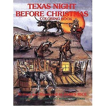 Texas Night before Christmas