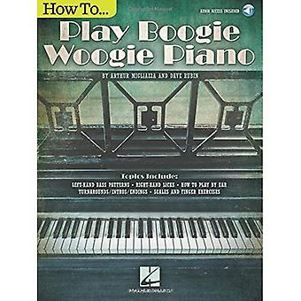 Gewusst wie: Boogie Woogie Piano spielen
