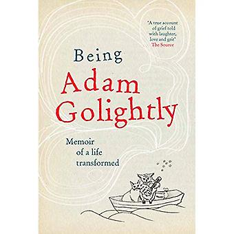 Being Adam Golightly: One man's bumpy voyage to the other side of grief (Paperback)
