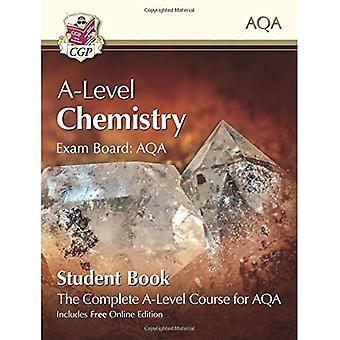 Nouveau niveau chimie pour AQA
