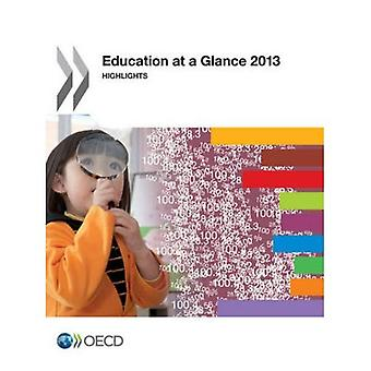 Education at a Glance 2013: Highlights