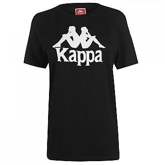 Kappa Black Estessi T-shirt