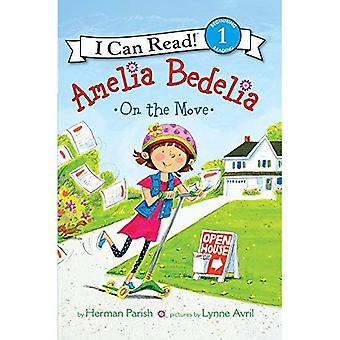 Amelia Bedelia on the Move� (I Can Read!: Level 1)