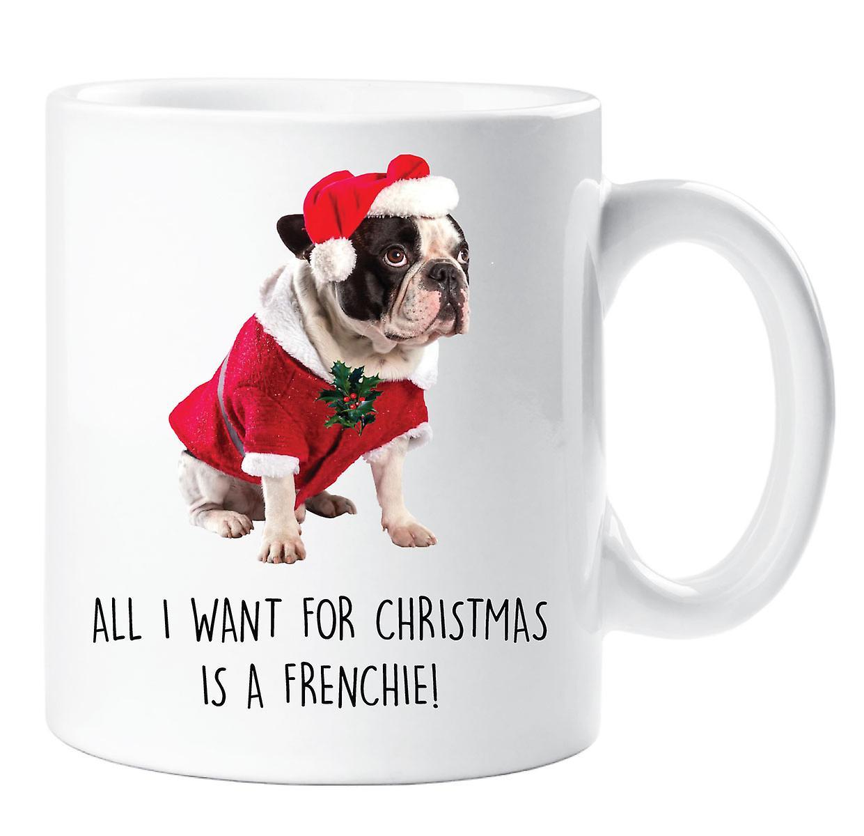 Un Ce Pour Veux Tout Que Mug Noël Je Frenchie Est vnm8N0w