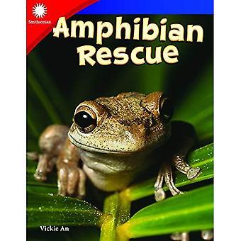 Sauvetage des amphibiens (Grade 3) (Smithsonian lecteurs: construction d'alphabétisation à la vapeur)