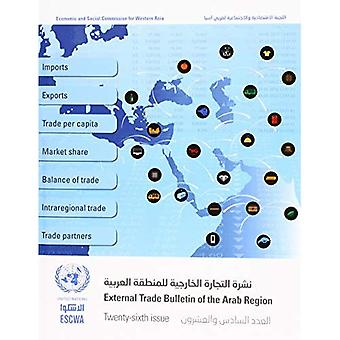 Bulletin van de externe handel van de Arabische regio, 26e probleem (Engels/Arabisch editie)
