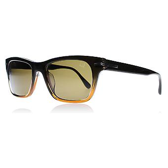 dunhill SDH014 06PB Brown SDH014 Brown 06PB 52 Square Sunglasses Lens Category 3 Size 52mm