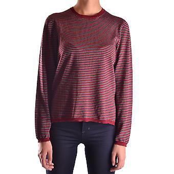 Prada Burgundy Wool Sweater