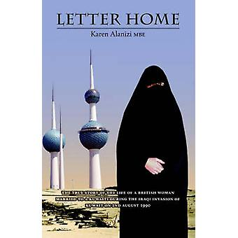 Letter Home by Alanizi & Karen