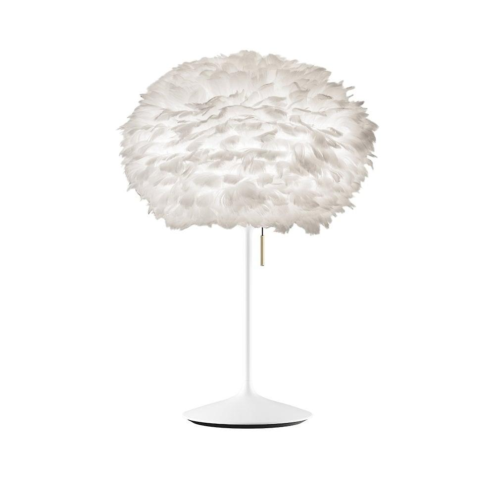 Umage Eos Table Lamp - blanc Feather Eos Medium blanc Stand