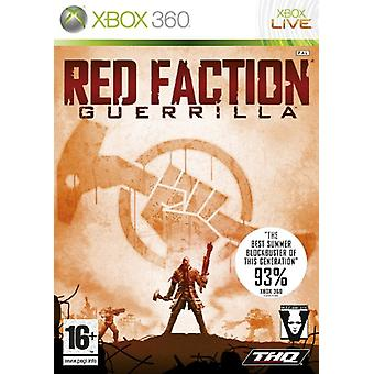 Red Faction Guerrilla (Xbox 360) - Factory Sealed