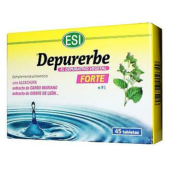 Trepatdiet Depurerbe 45 tablets (Diet , Supplements)