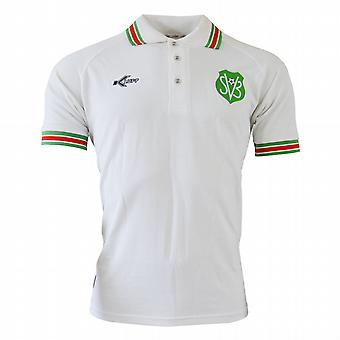 2015-2016 Surinam Polo Shirt (White)