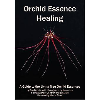 Orchid Essence Healing - A Guide to the Living Tree Orchid Essences by
