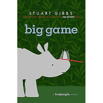 Big Game by Stuart Gibbs - 9781481423335 Book