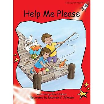 Help Me Please by Pam Holden - Deborah Johnson - 9781776540044 Book