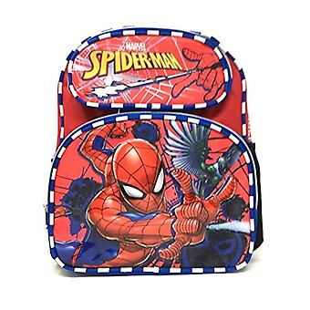 Small Backpack - Marvel - Spiderman - Blue/Red New 695248-2