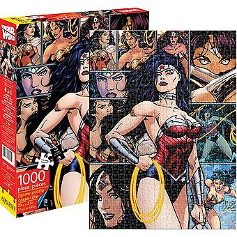 DC Comics Wonder Woman 1000 piece jigsaw puzzle 690mm x 510mm  (nm 65269)