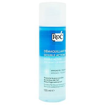 Roc Double Action Eye Makeup Lotion 125ml