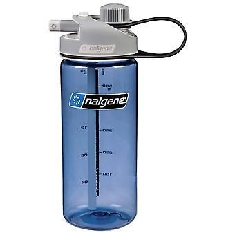 Nalgene blauwe Tritan Multidrink fles 600ml