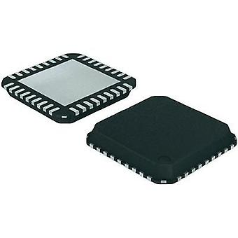Interface IC - transceivers Microchip Technology LAN8700IC-AEZG MII, RMII 1/1 QFN 36