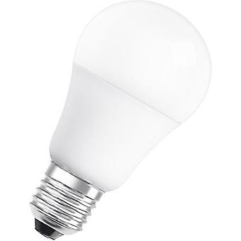 LED OSRAM 230 V E27 11 W (monocromo) = 75 W blanco cálido EEC: A + arbitrarias (Ø x L) 60 x 110 mm regulable 1 PC
